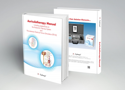 Auriculotherapy Manual, DyAnsys Edition
