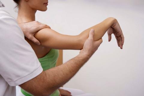 Non-narcotic pain management after shoulder surgery